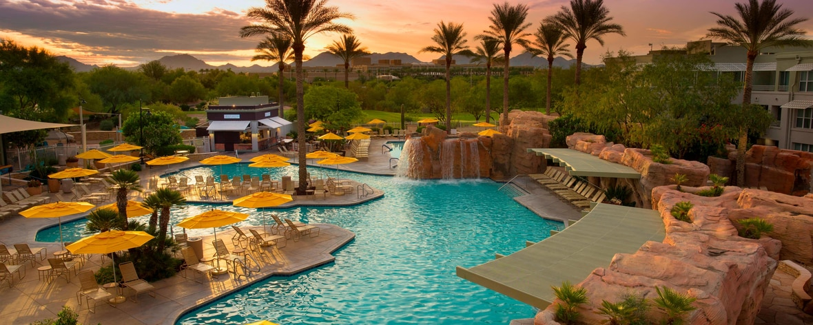 Scottsdale, AZ Resort Villas | Marriott\'s Canyon Villas