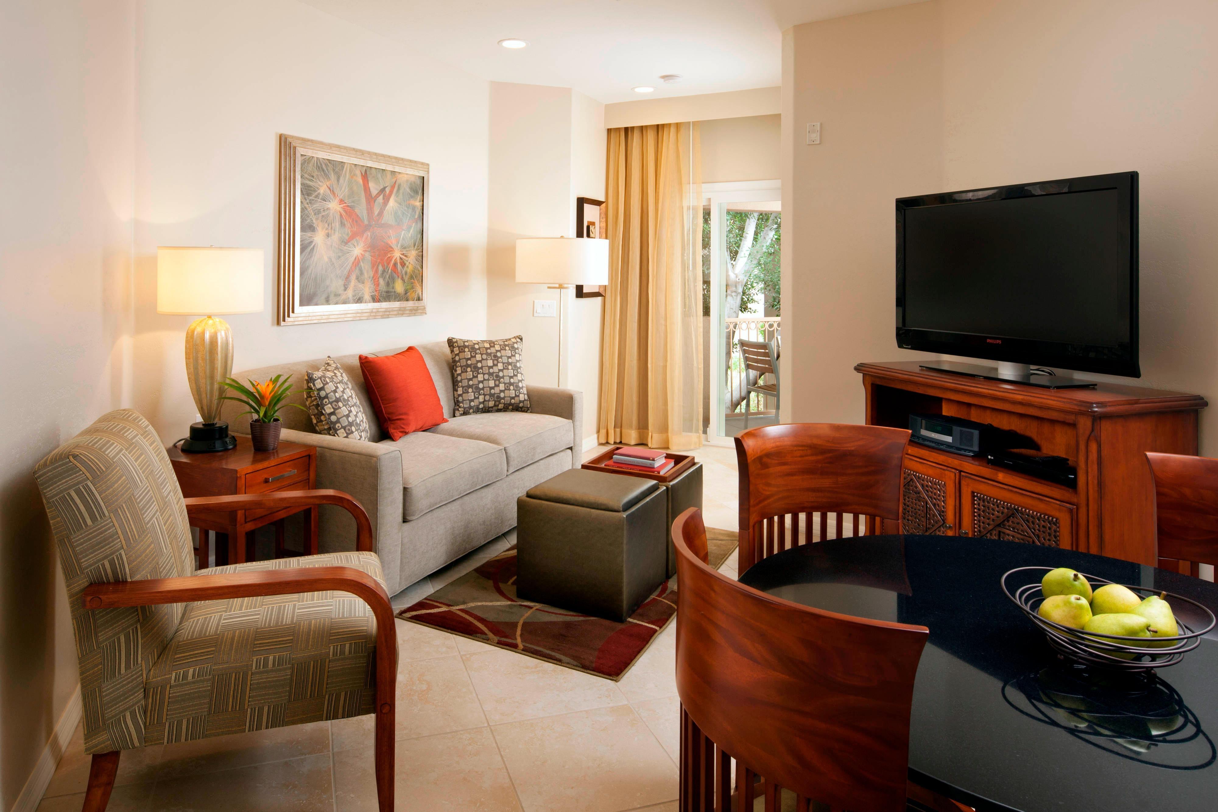 Villa – Wohnbereich
