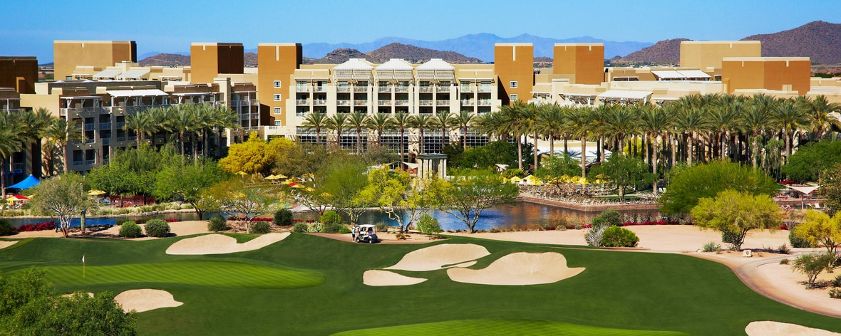 Jw Marriott Desert Ridge Resort Spa Scottsdale Az