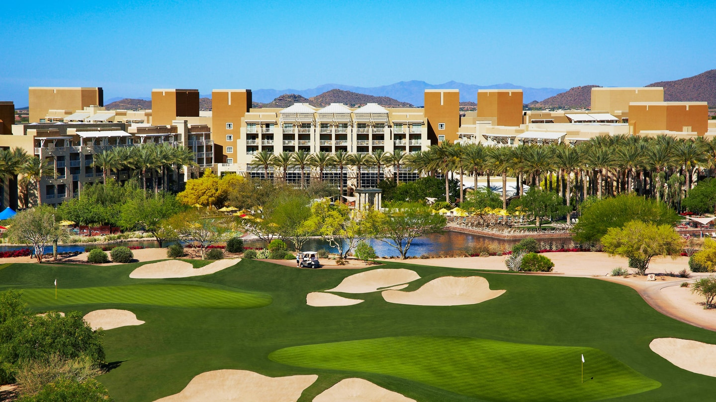 JW Marriott Desert Ridge