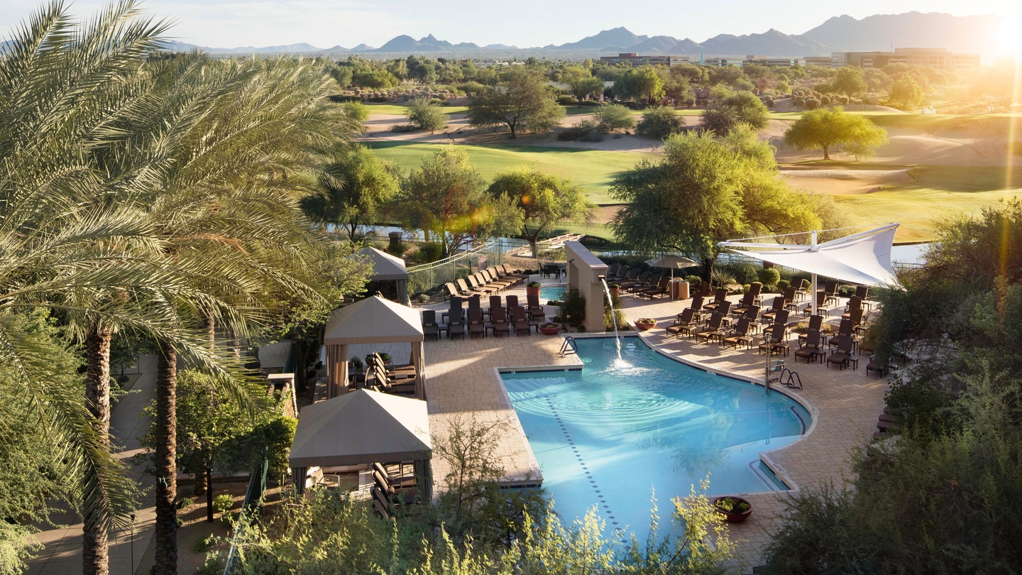 Superb Scottsdale Az Resort The Westin Kierland Villas Scottsdale Interior Design Ideas Gentotryabchikinfo