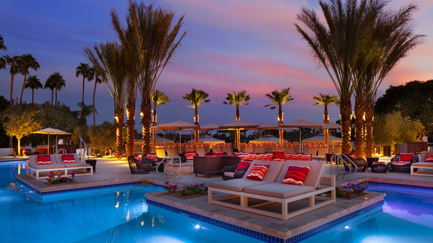 Resort Hotel The Phoenician A Luxury Collection Resort