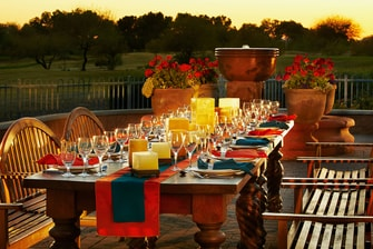 Scottsdale Outdoor Dining