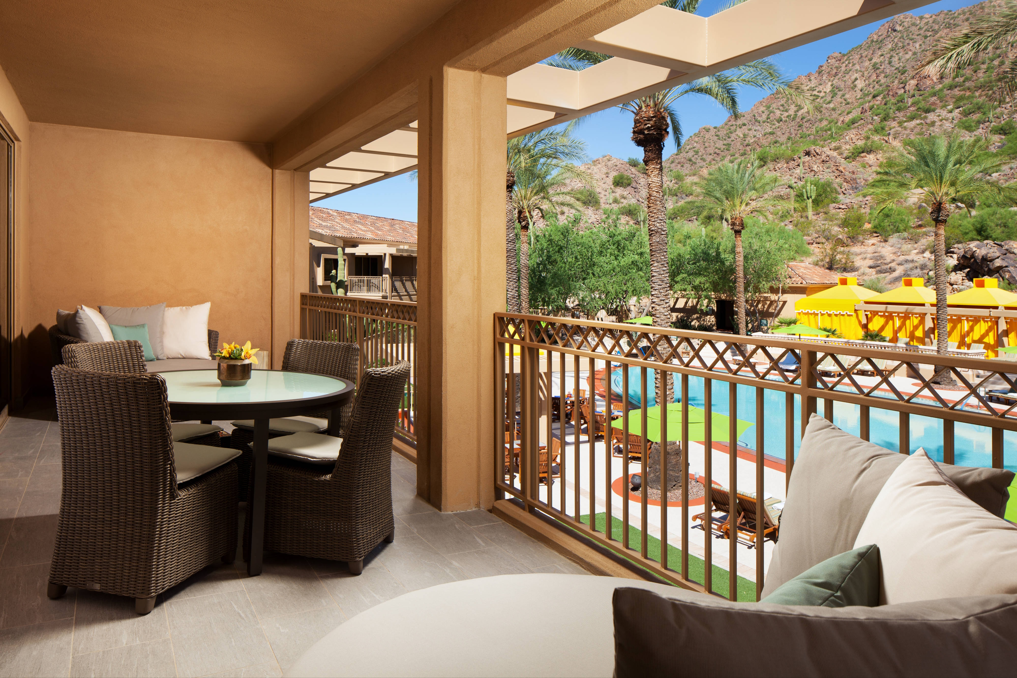 Large Patio View