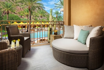 Patio - Pool View