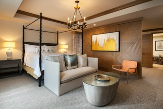 Presidential Suite - Master Guest Room