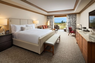 Presidential Suite - King 2nd Guest Room