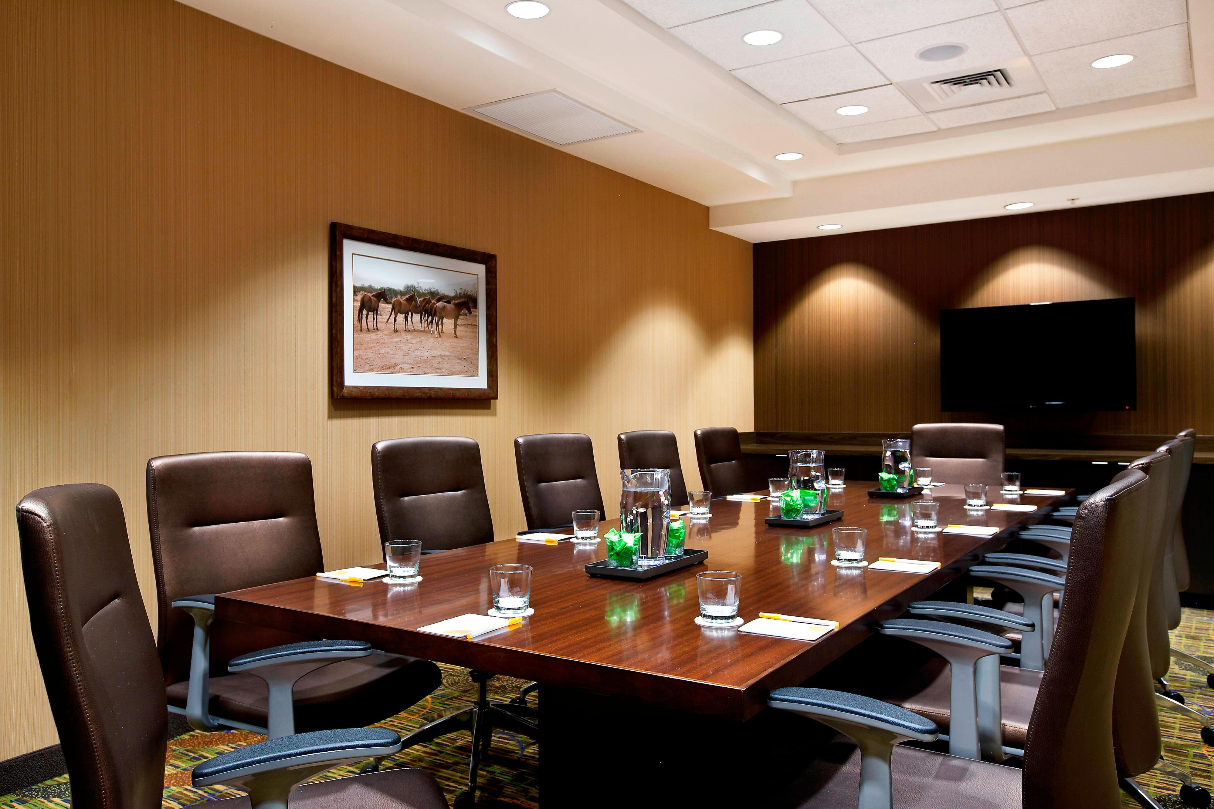 Courtyard Scottsdale Salt River Boardroom