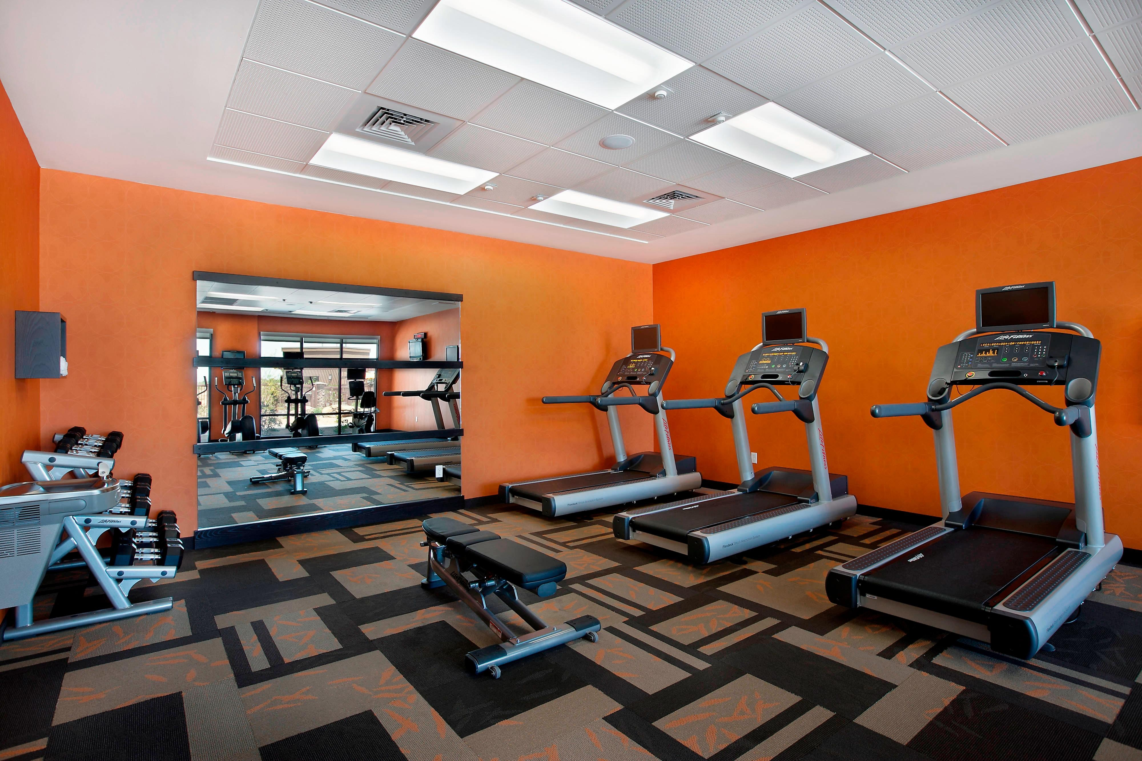 Courtyard Salt River Fitness Center