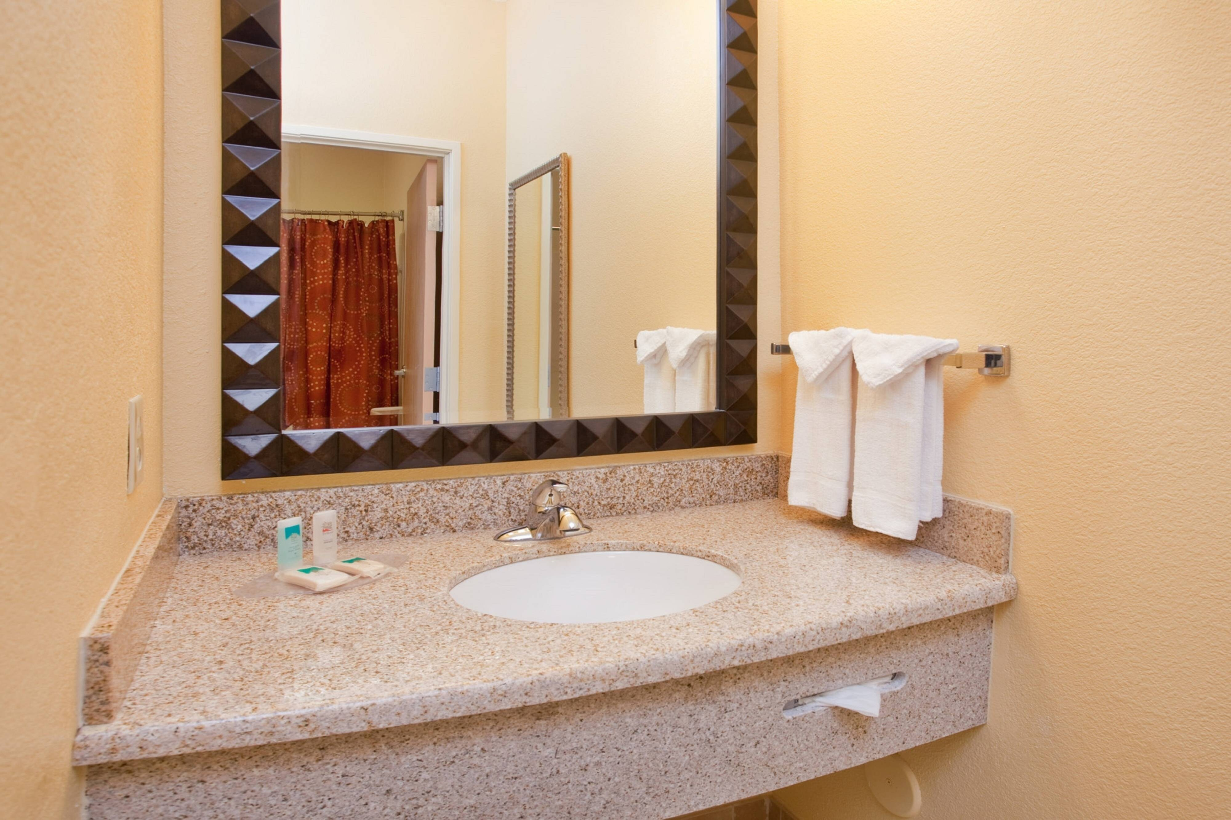 Hotel Guest Room Bathroom