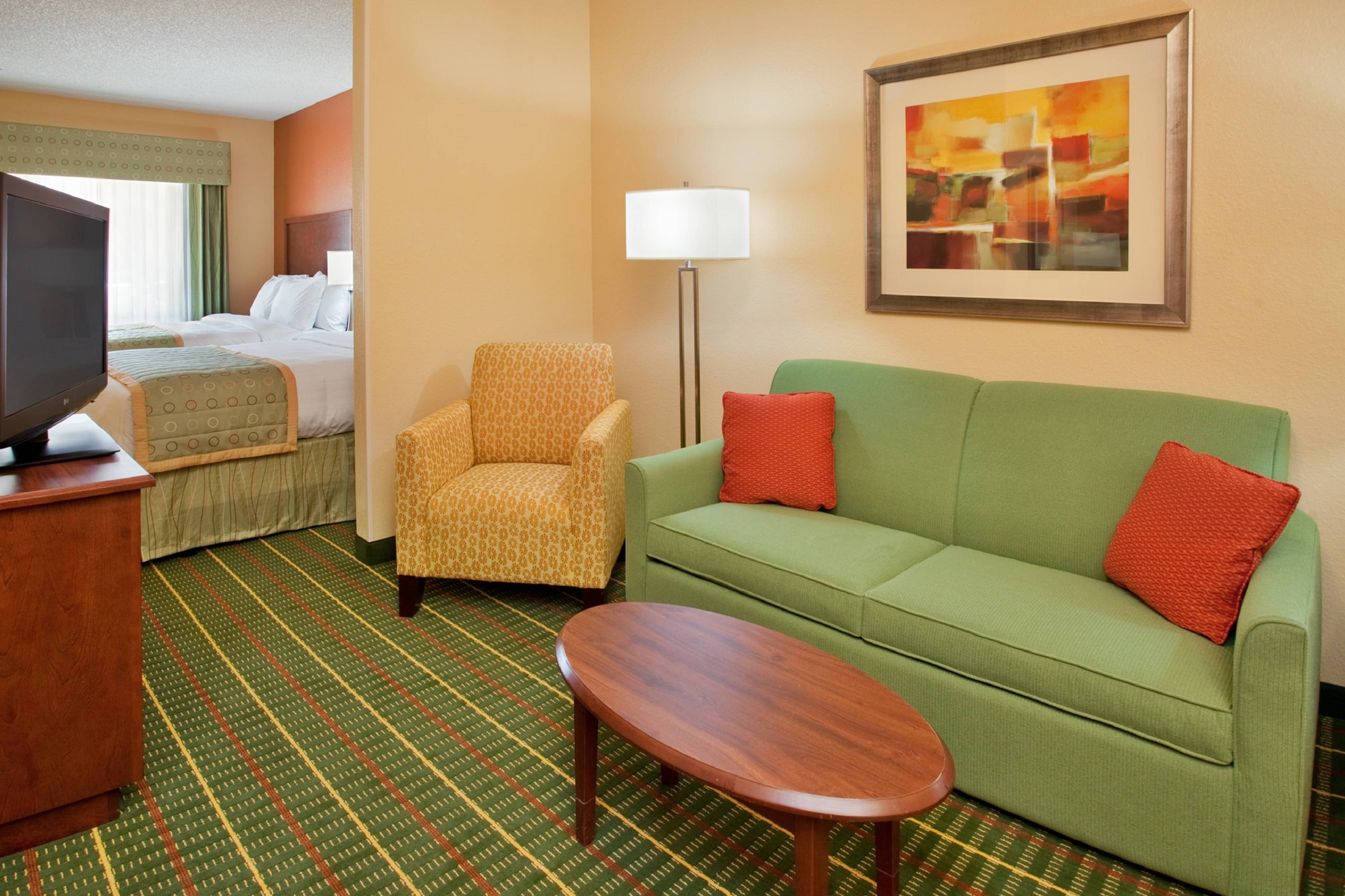 Double Queen Suite Tempe Hotel