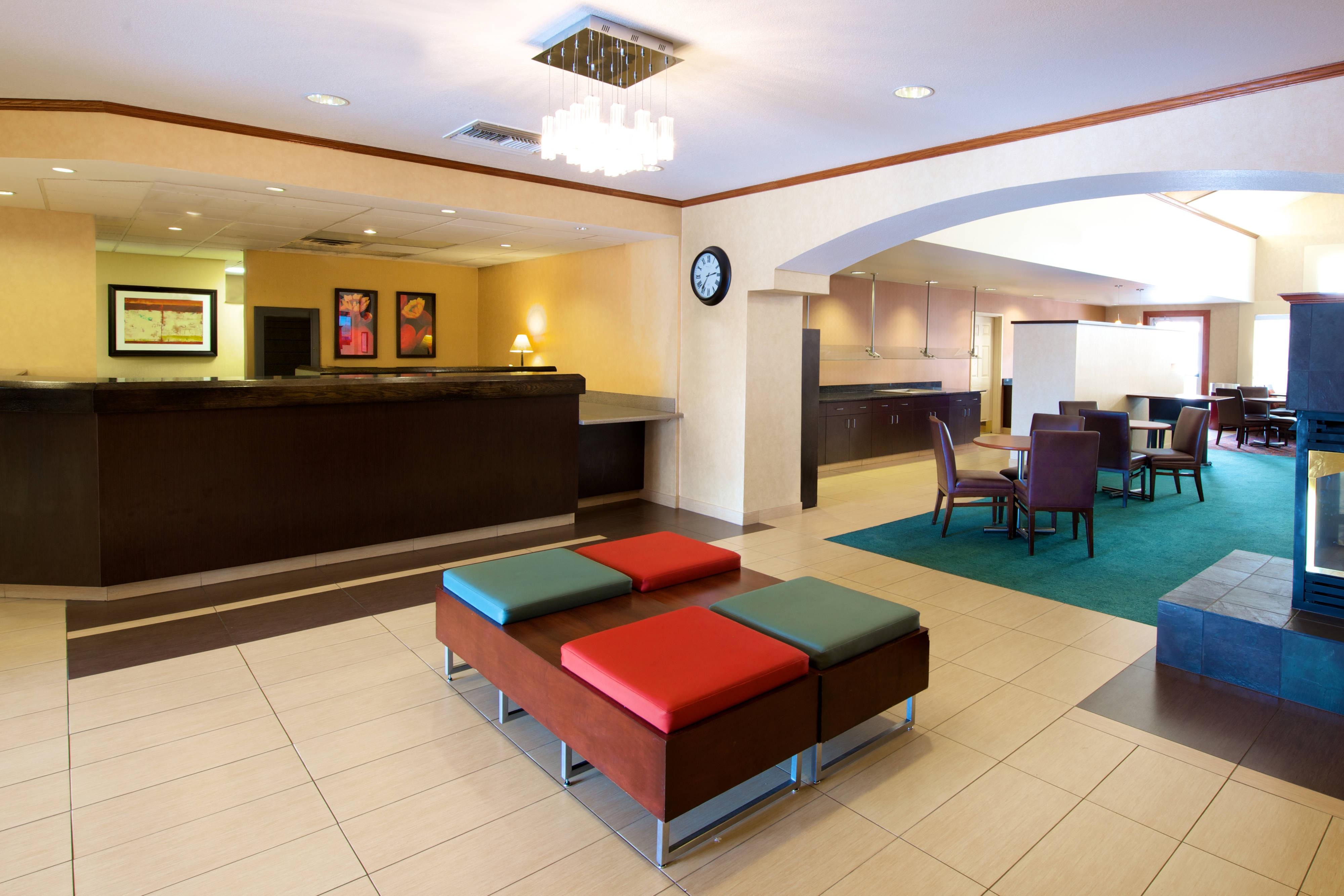 Phoenix hotel lobby