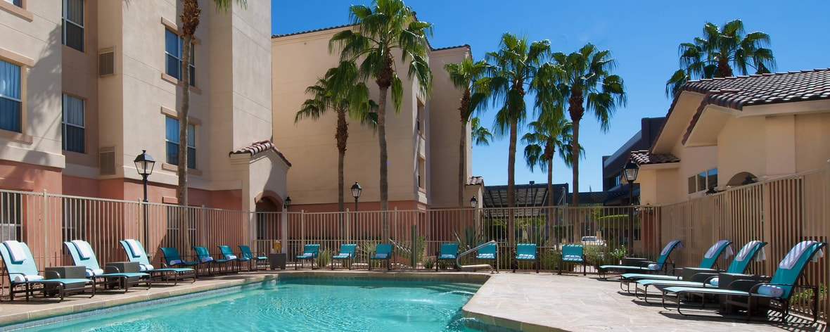 Phoenix Airport Hotel With Pool