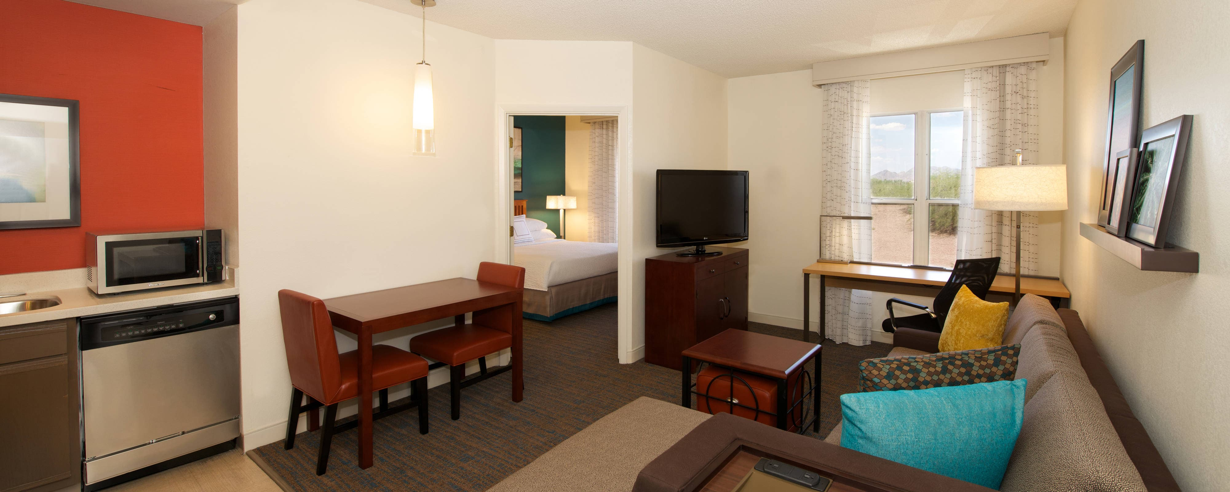one-bedroom suites hotel phoenix
