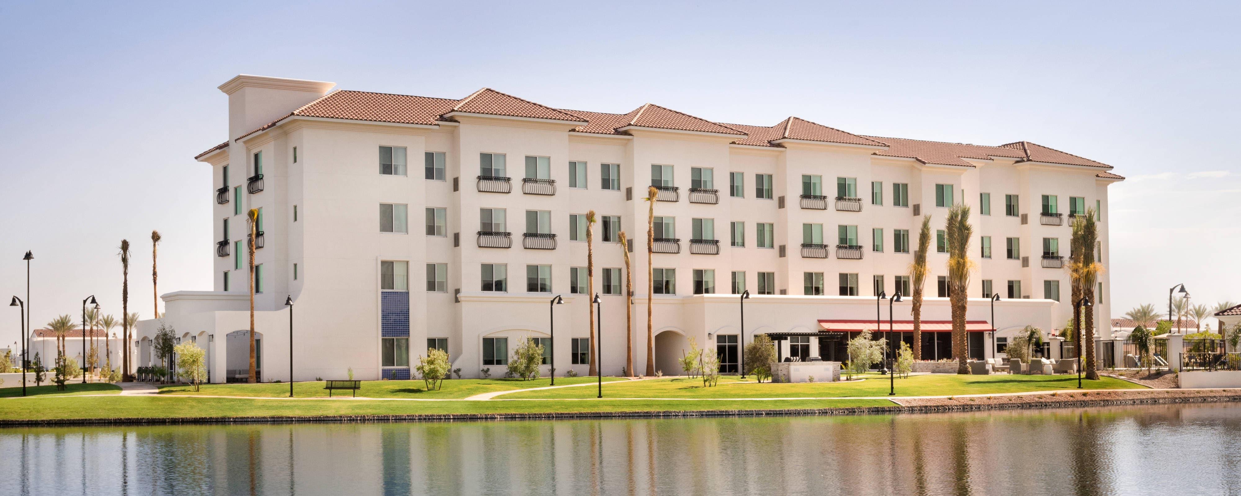Residence Inn Phoenix Chandler South Hotels In Chandler Az