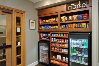 snack and drink market