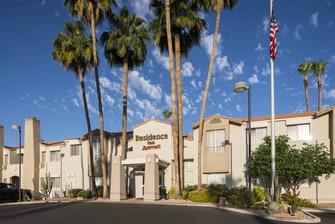 Hotels Near Camelback Mountain Az Residence Inn Scottsdale
