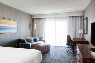 Scottsdale Modern Hotel Guest Rooms