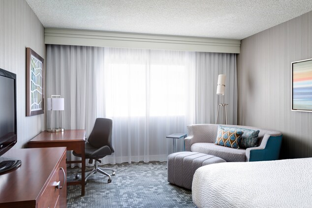 Scottsdale Hotel Spacious Guest Rooms