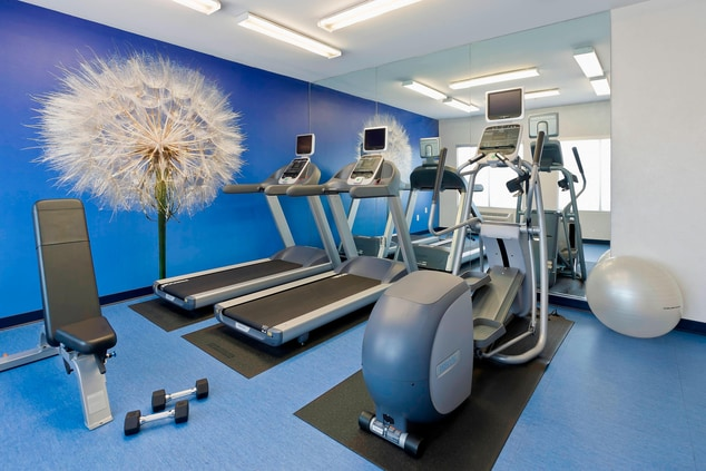 Hotel Fitness Center in Phoenix