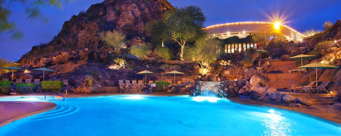 Tempe Az Hotel Near Scottsdale Phoenix Marriott Resort Tempe At