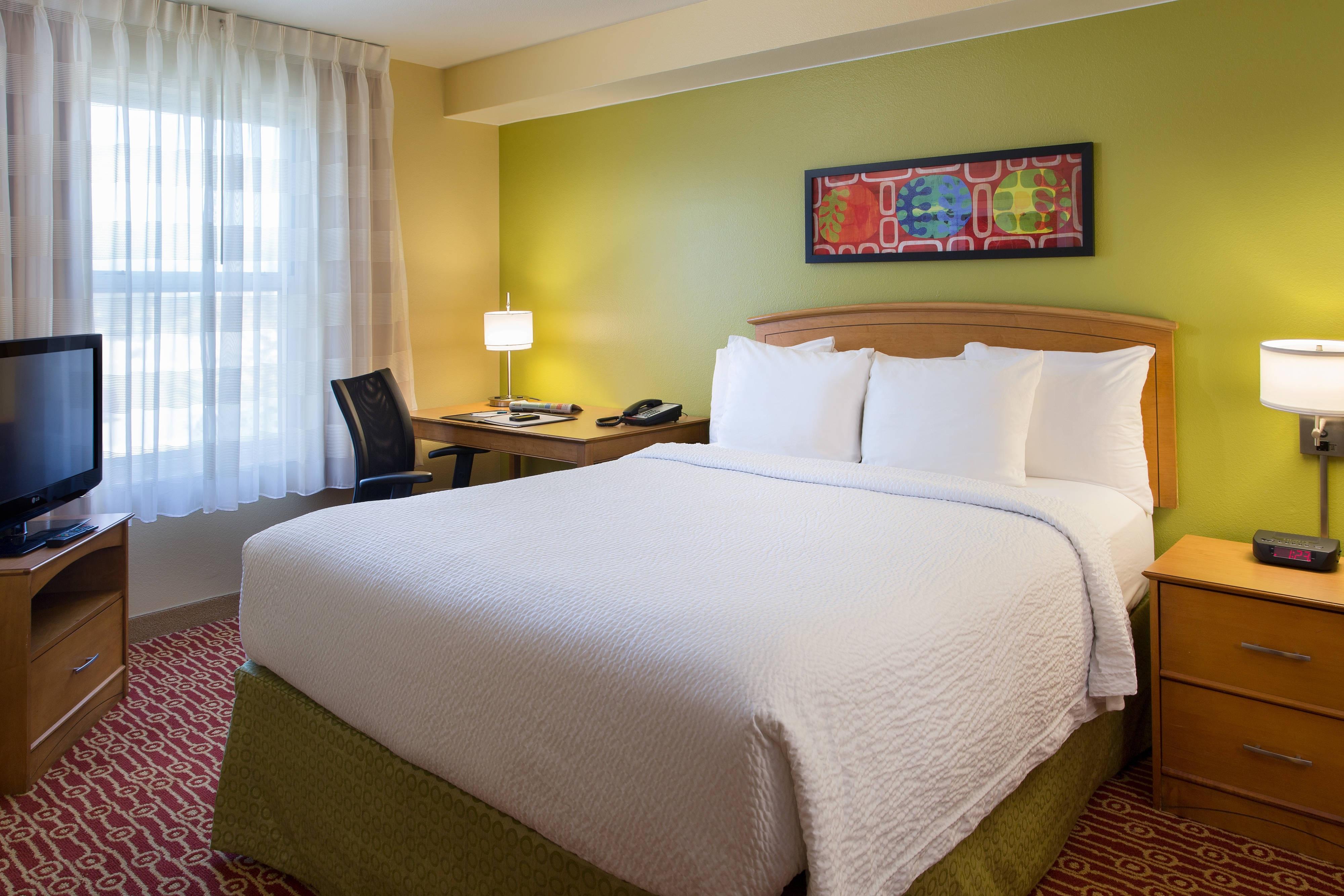 Two-Bedroom Suite Bedroom