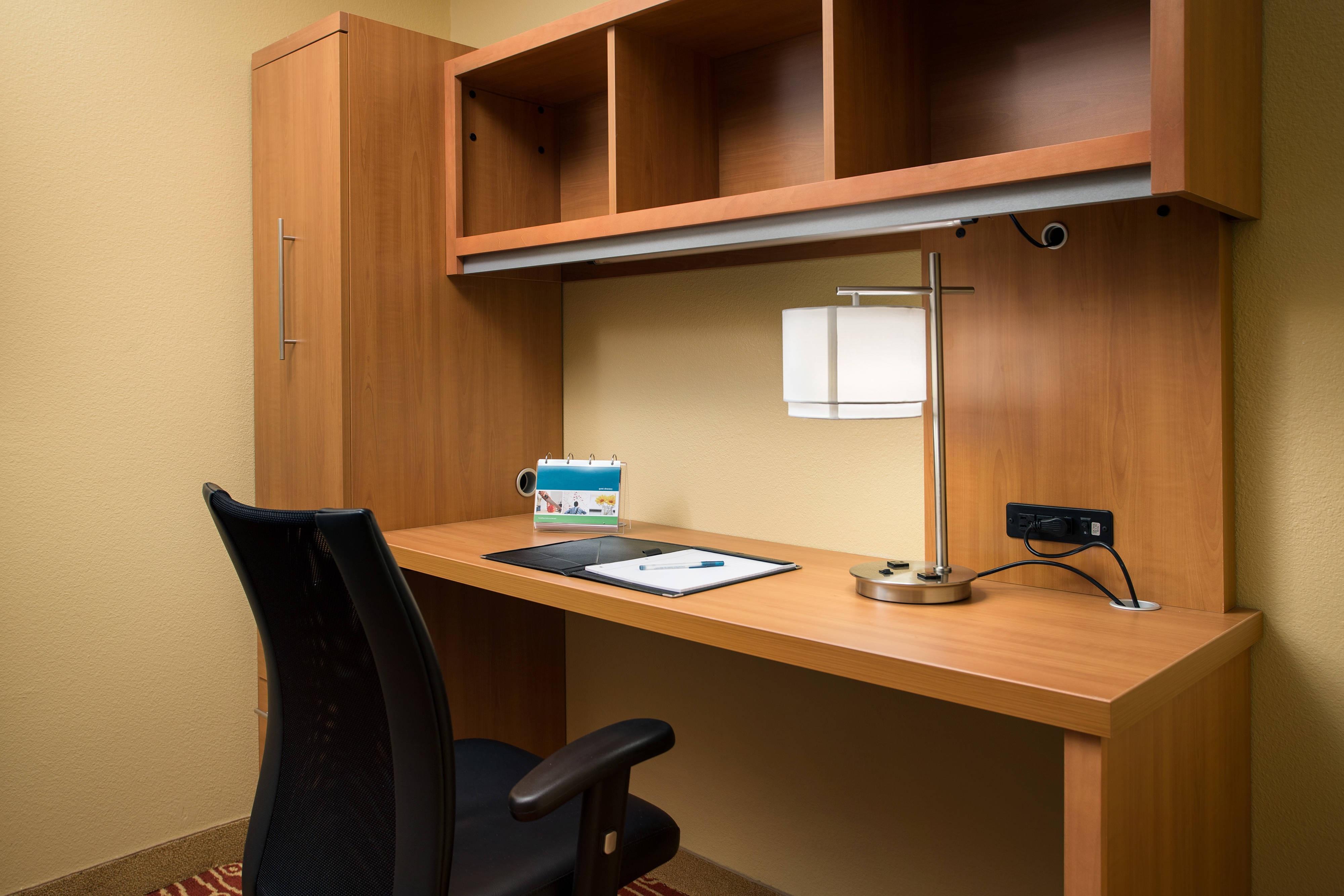 Suite Work Area