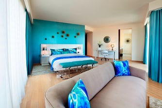 Extreme WOW Suite - Master Bedroom