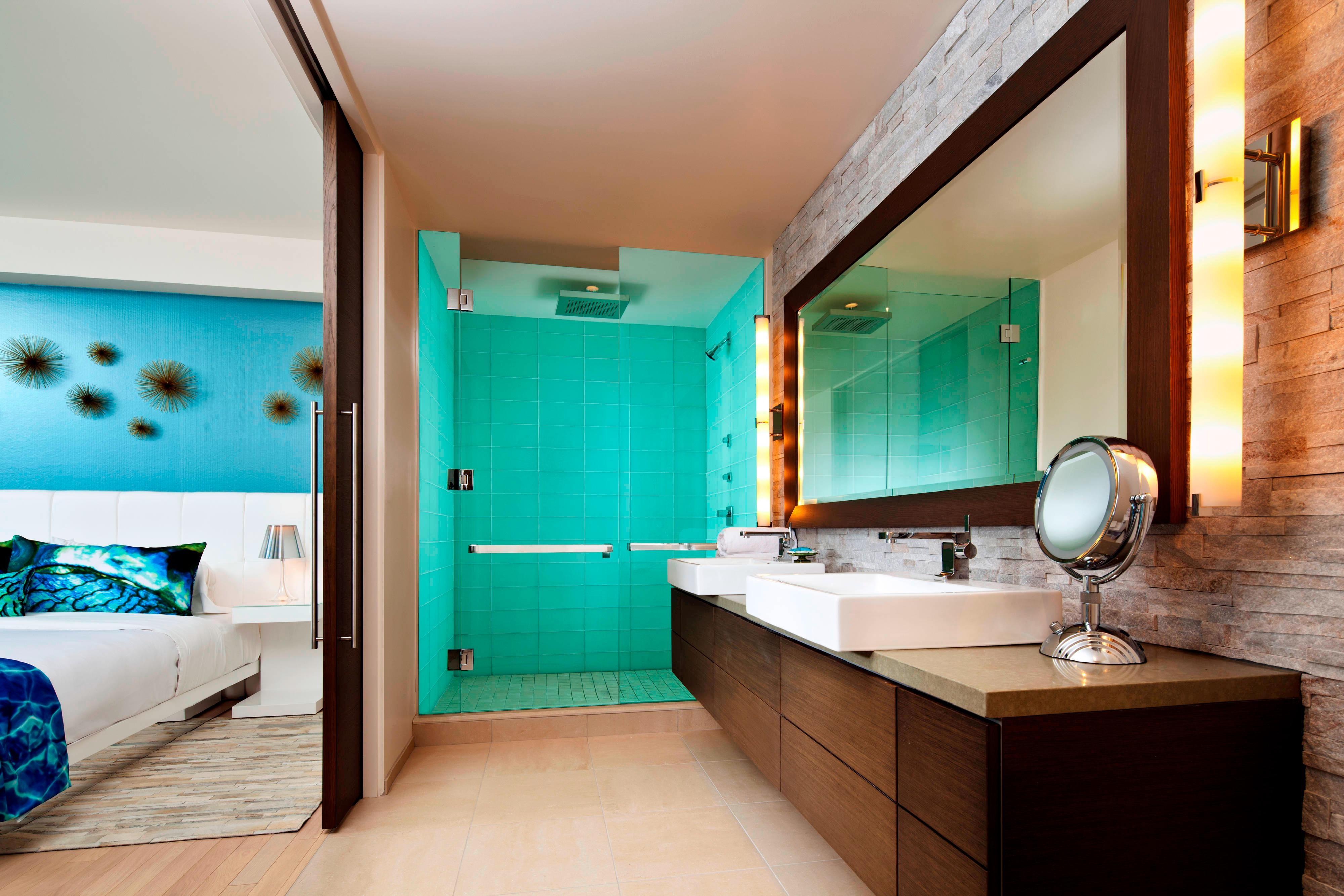 WOW Suite Guest Bathroom