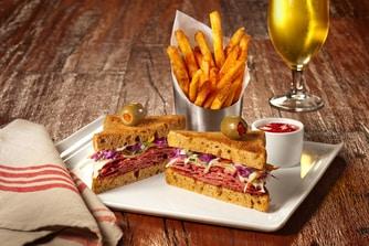 Ko'sin Restaurant - Sandwich