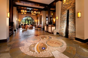 Aji Spa Main Lobby