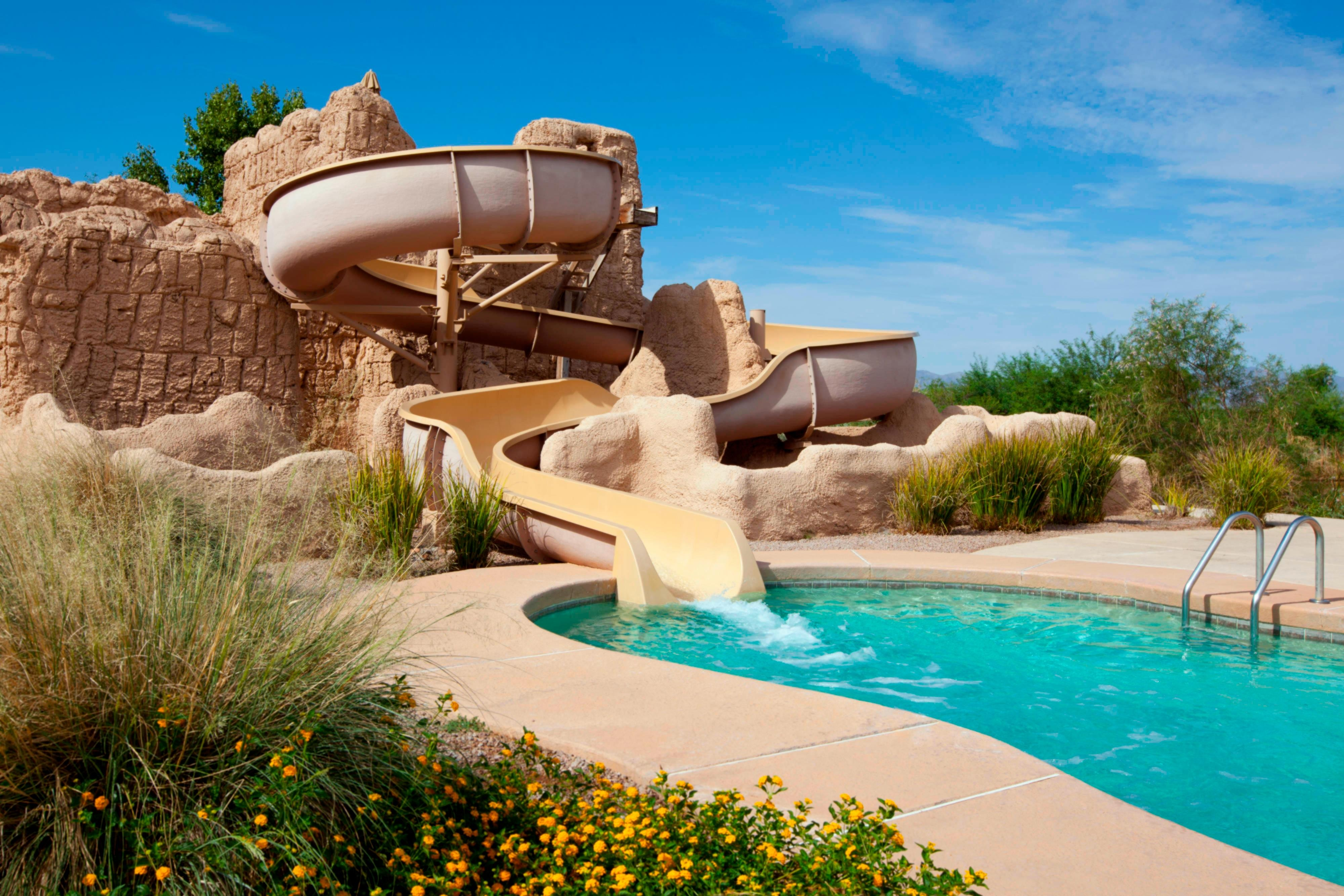 Resort Water Slide