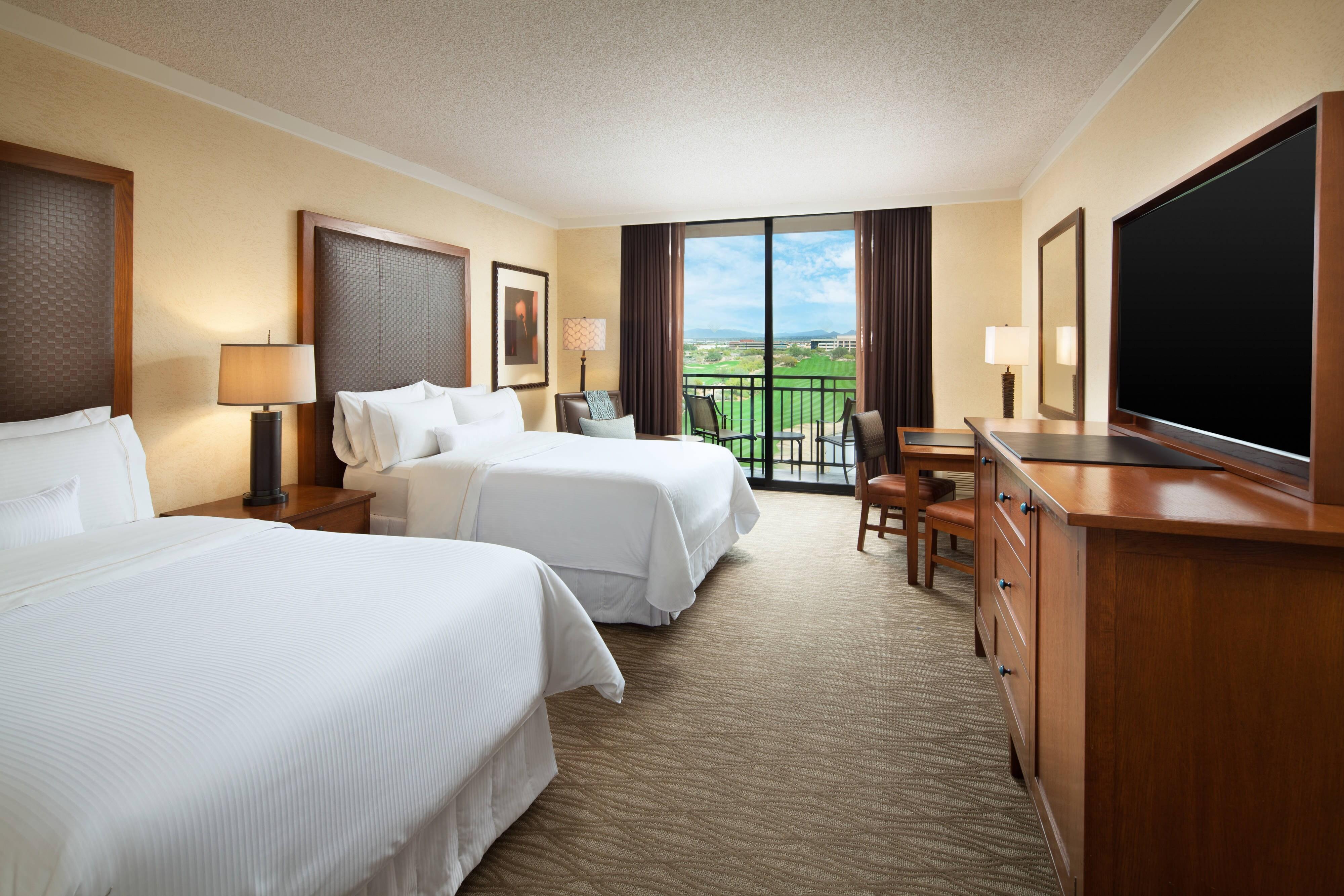 Chambre Deluxe avec lit double