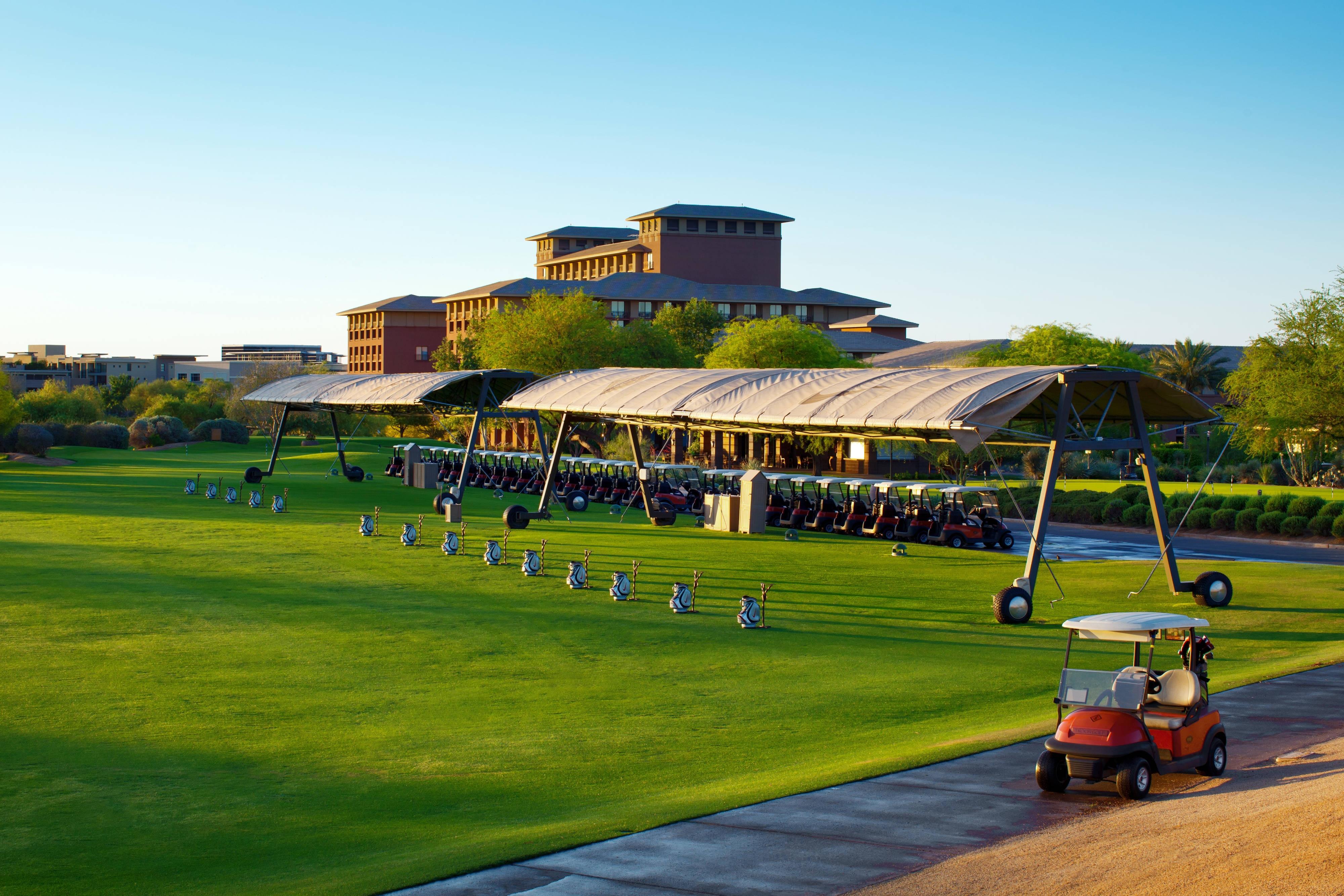 Kierland Golf Club Driving Range