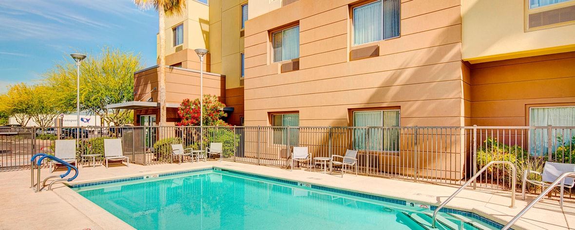 Long Term Stay Suite Hotel In Goodyear Towneplace Suites