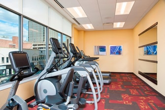 Fitness Center - View