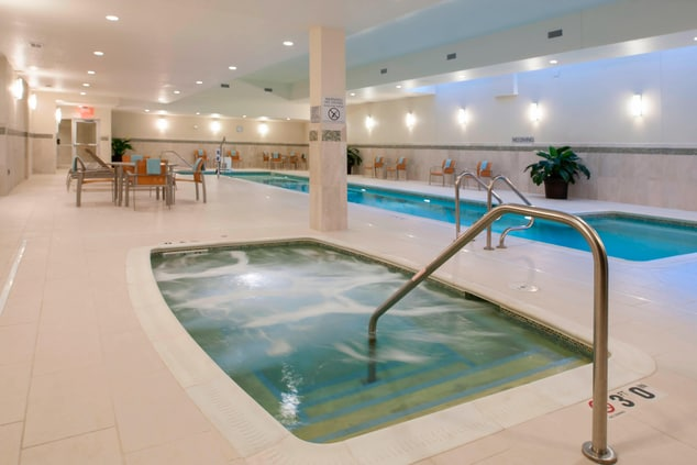 Indoor Whirlpool