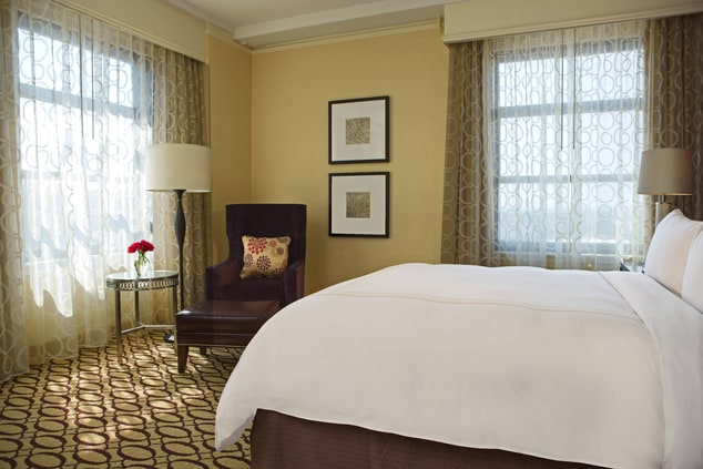 Peoria Accommodations, Peoria Marriott Pere Marquette