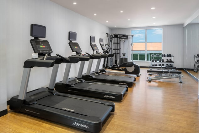 AC Hotel Fitness Center