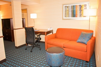 Executive King Suite – Living Area