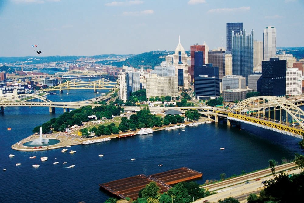 Pittsburgh The Golden Triangle