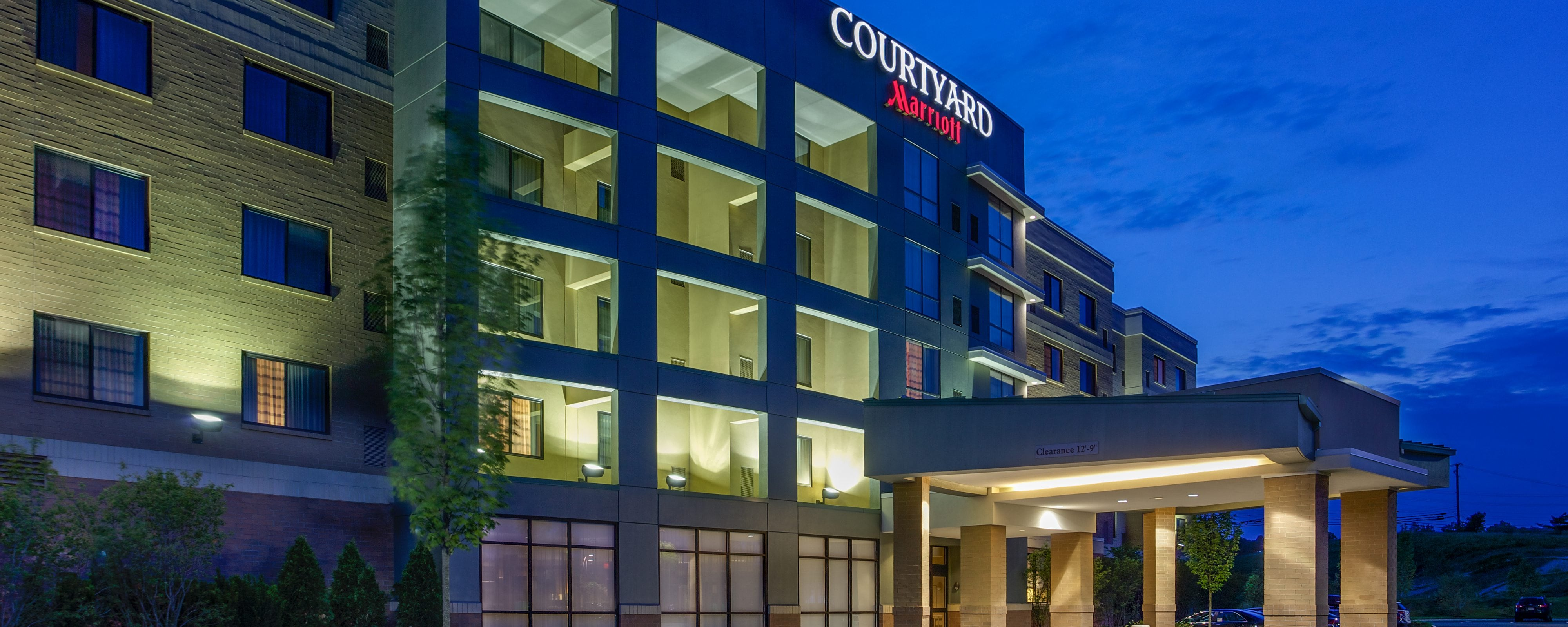 hotels in cranberry pa courtyard pittsburgh north cranberry woods rh marriott com