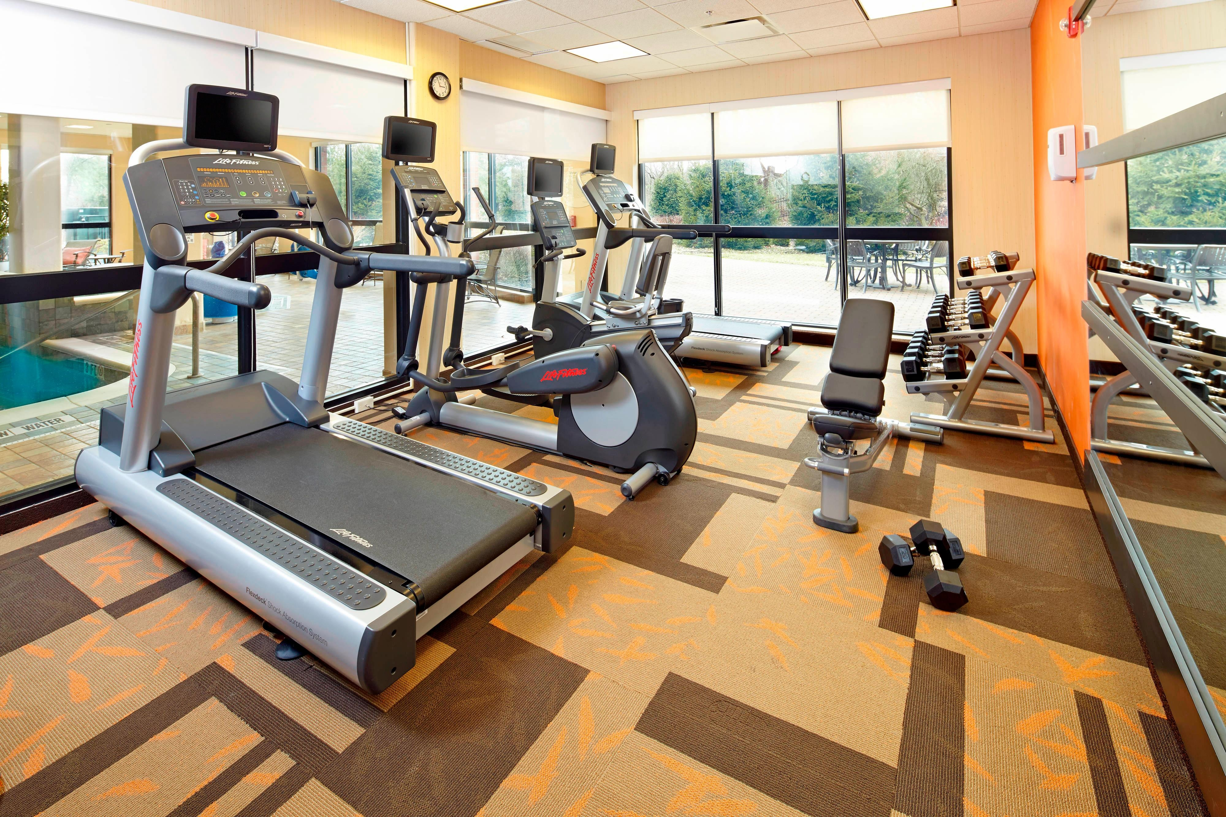 Hotel Amenity, Fitness Center
