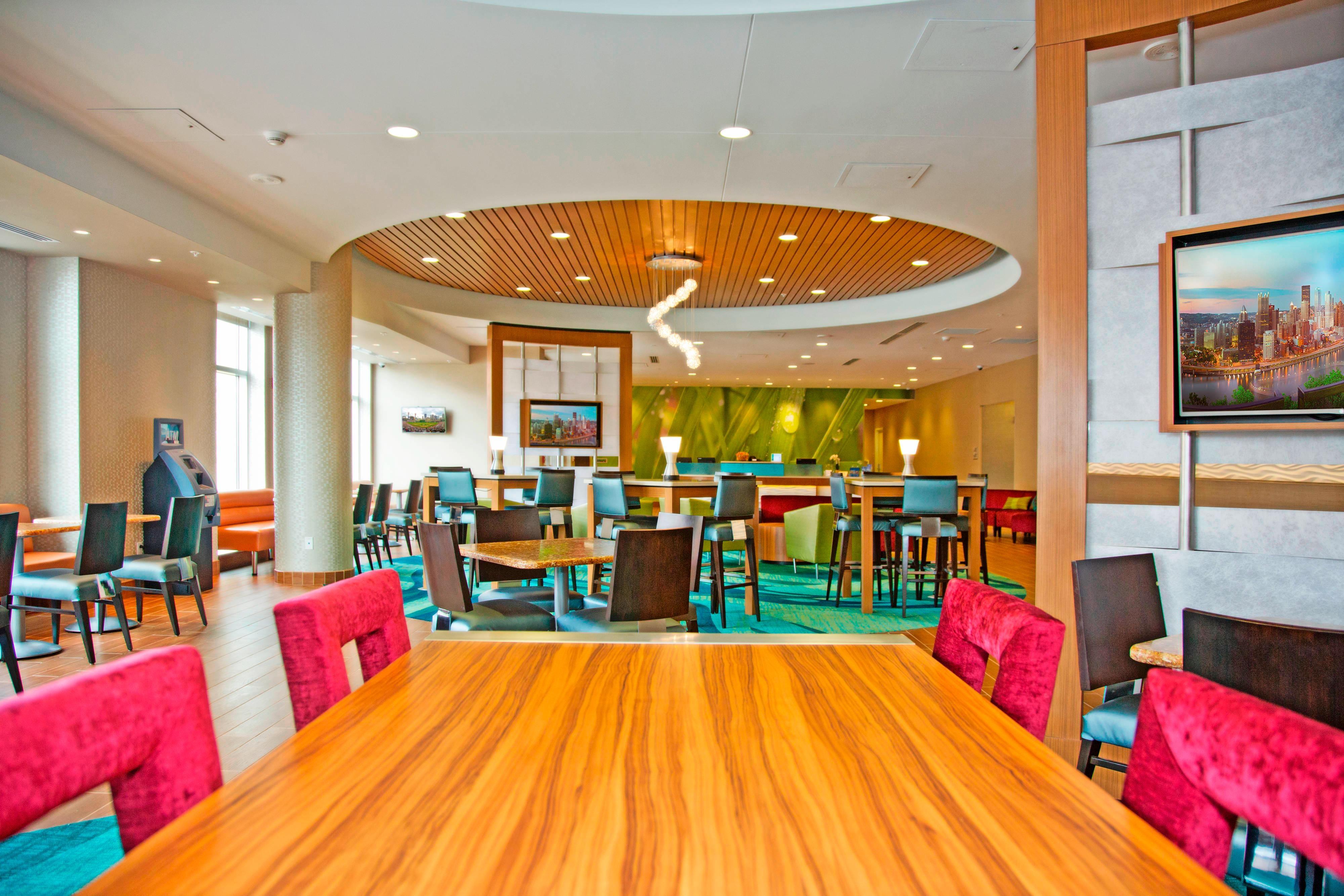 Lobby & Great Room