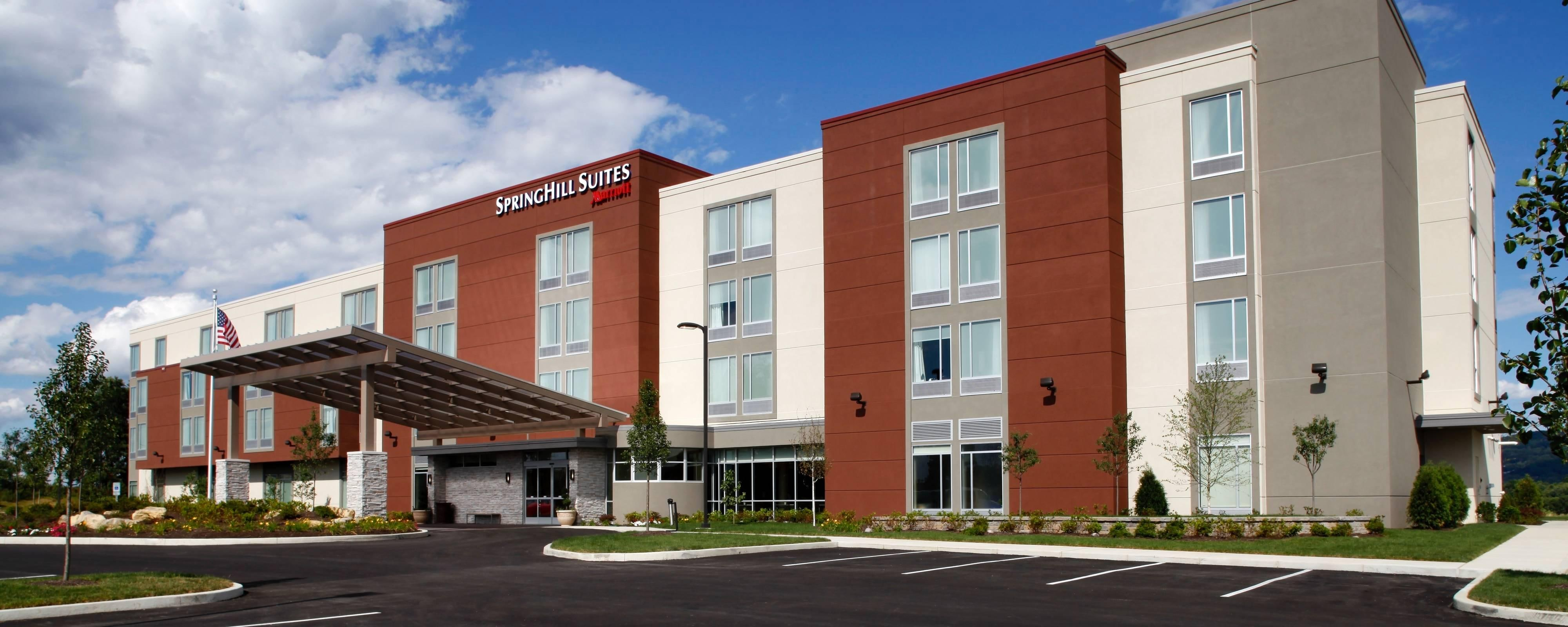 Hotel Amenities Contact Information Springhill Suites Pittsburgh Latrobe