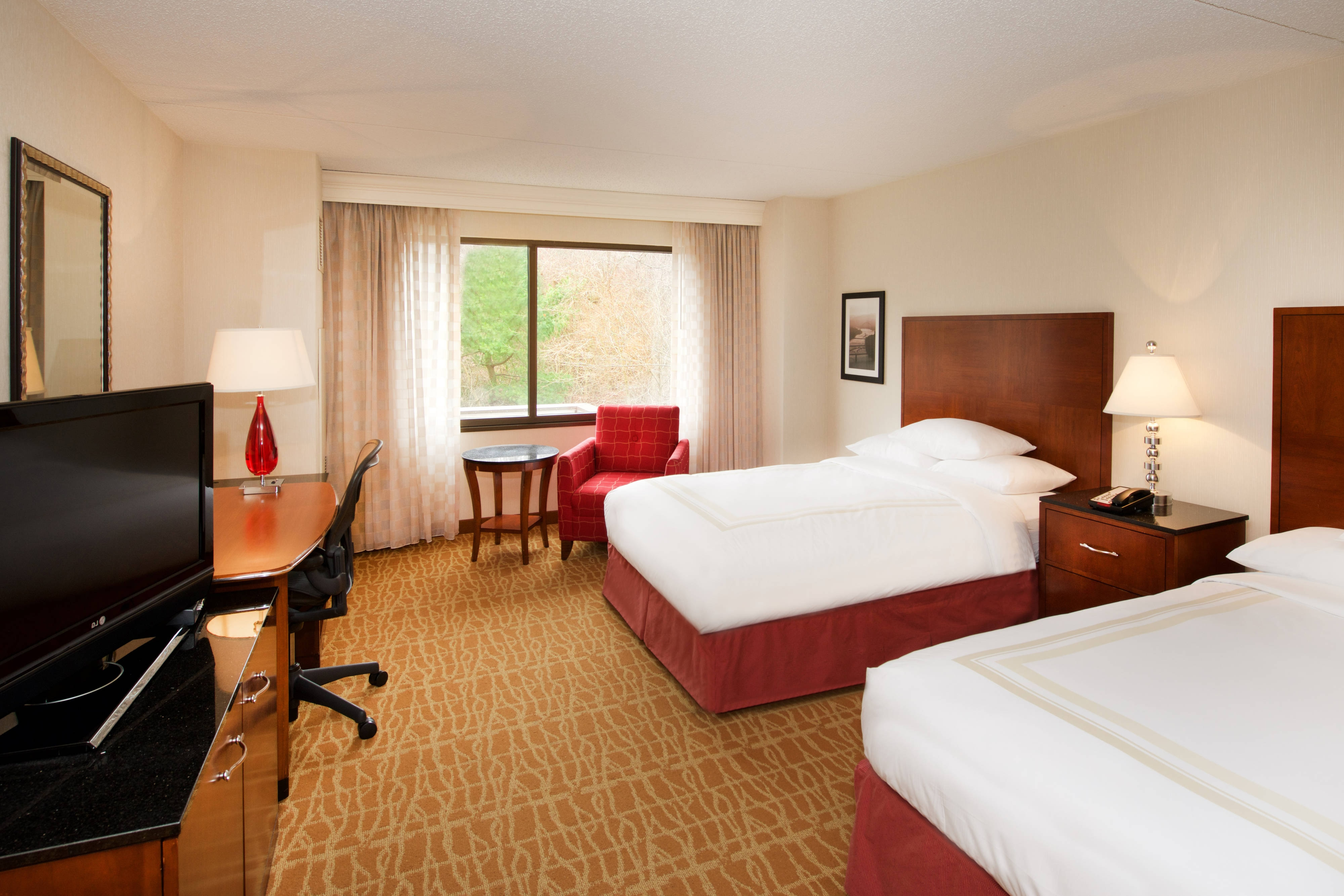 Concierge Level Double/Double Guest Room