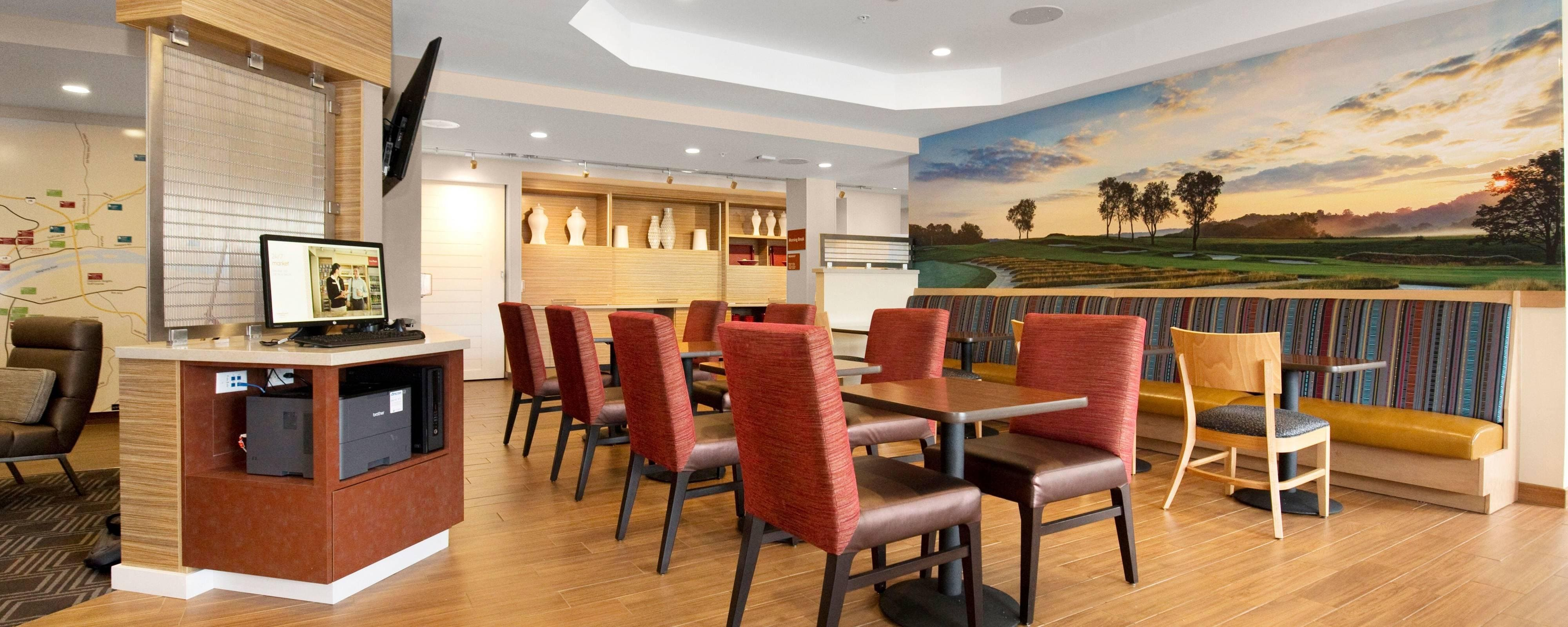Pittsburgh hotel restaurants | TownePlace Suites Pittsburgh ...
