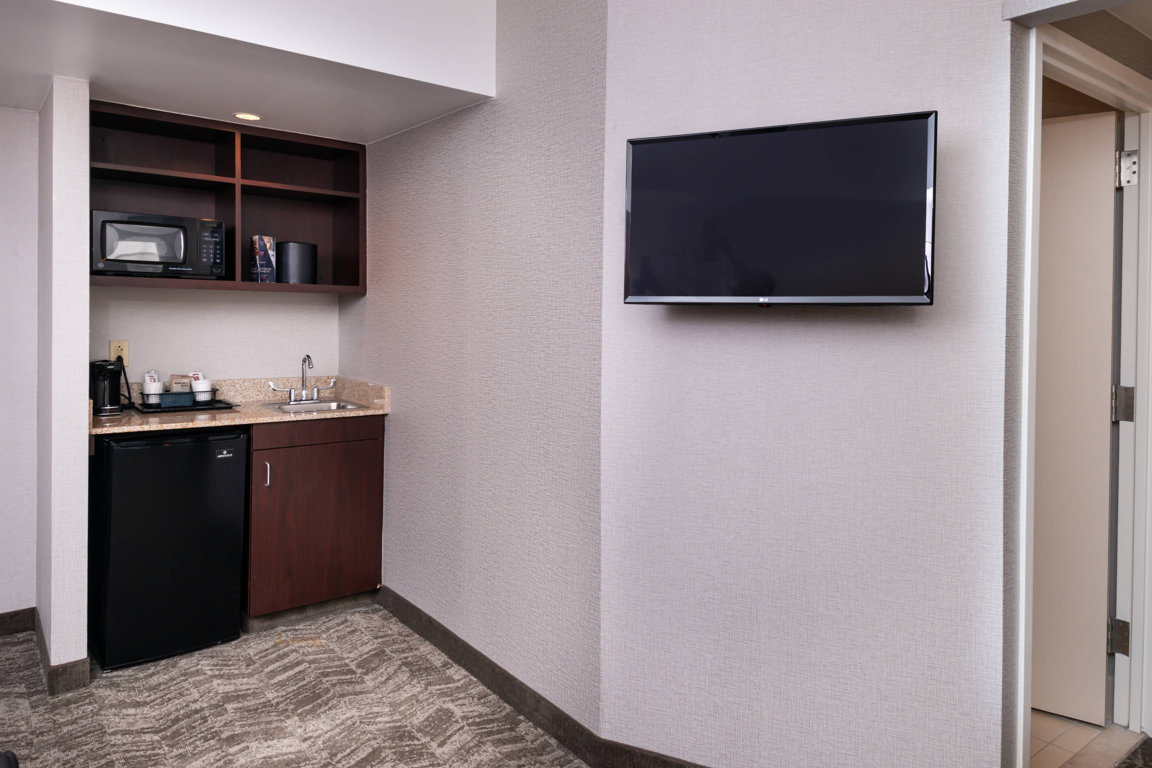 Executive King Suite- Living Area