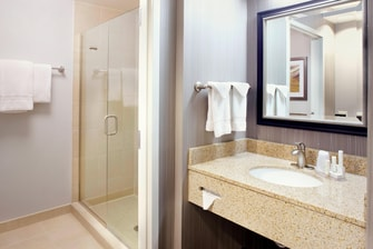 Guest Bathroom – Shower