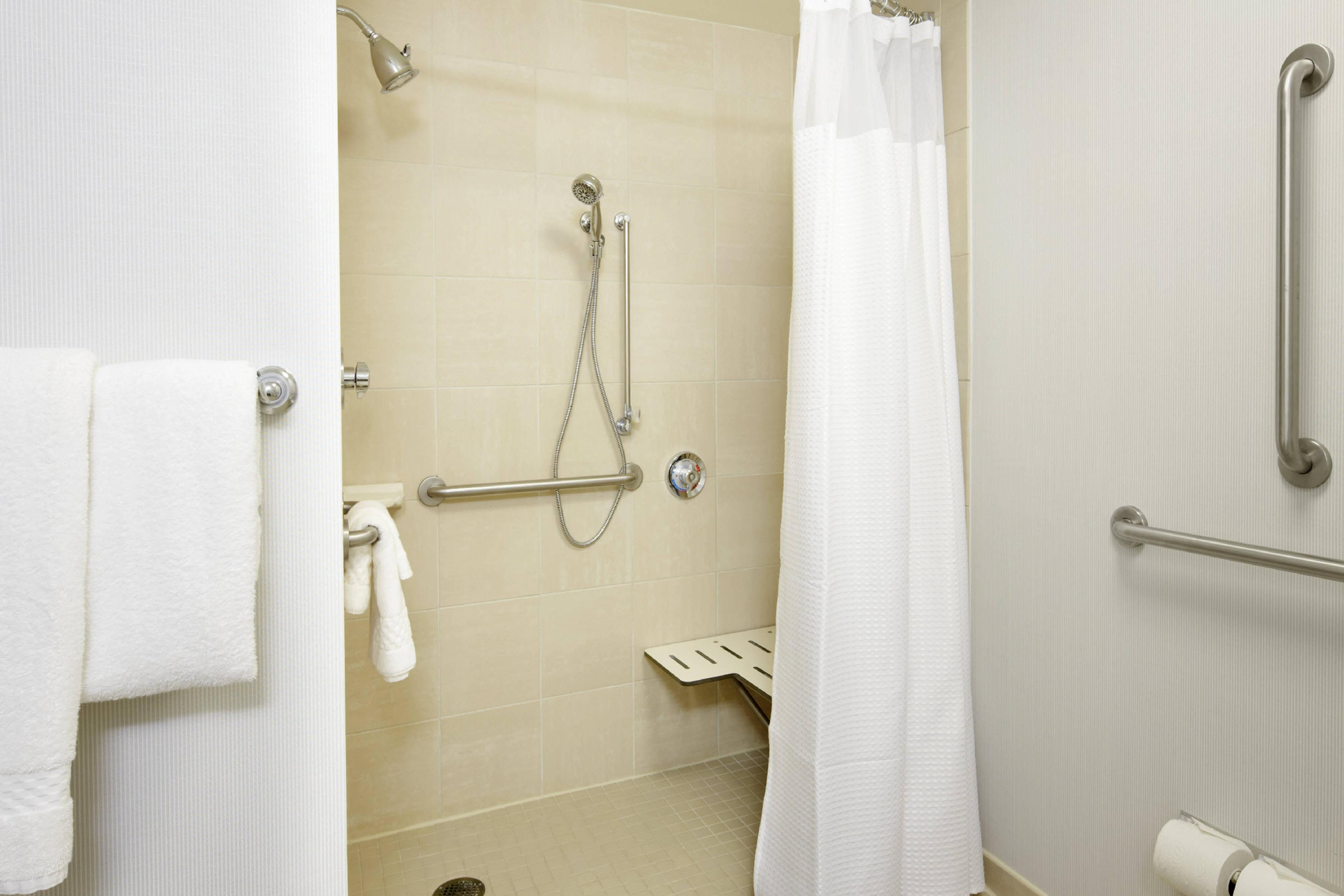 Accessible Bathroom – Shower